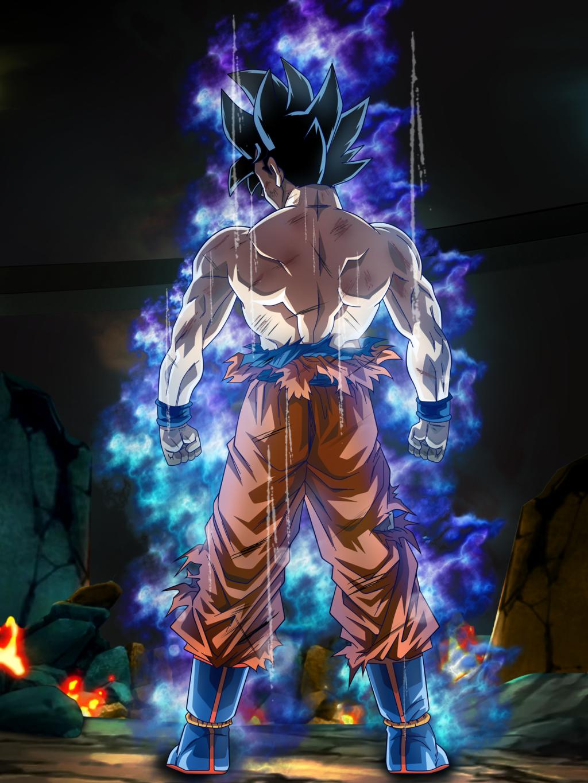 Migatte No Goku I By Koku78 Dragon Ball Wallpapers Dragon Ball Anime Dragon Ball Super