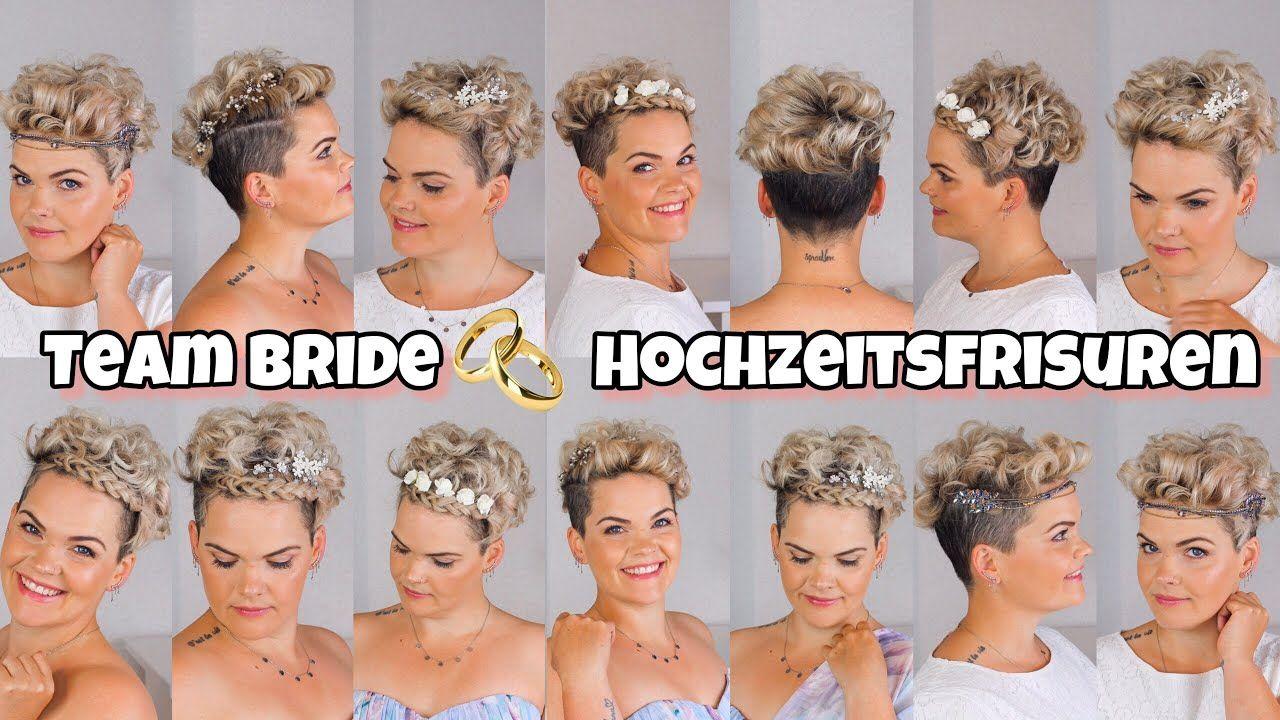 18+ Hochzeit frisur pixie cut Information