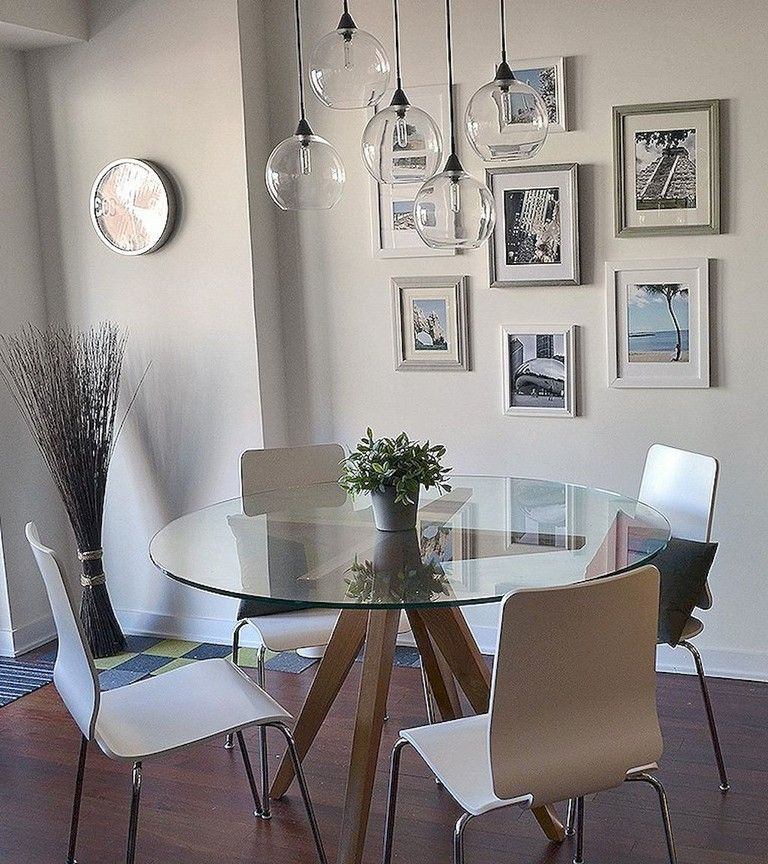 76+ Smart Small Dining Room Design Ideas images