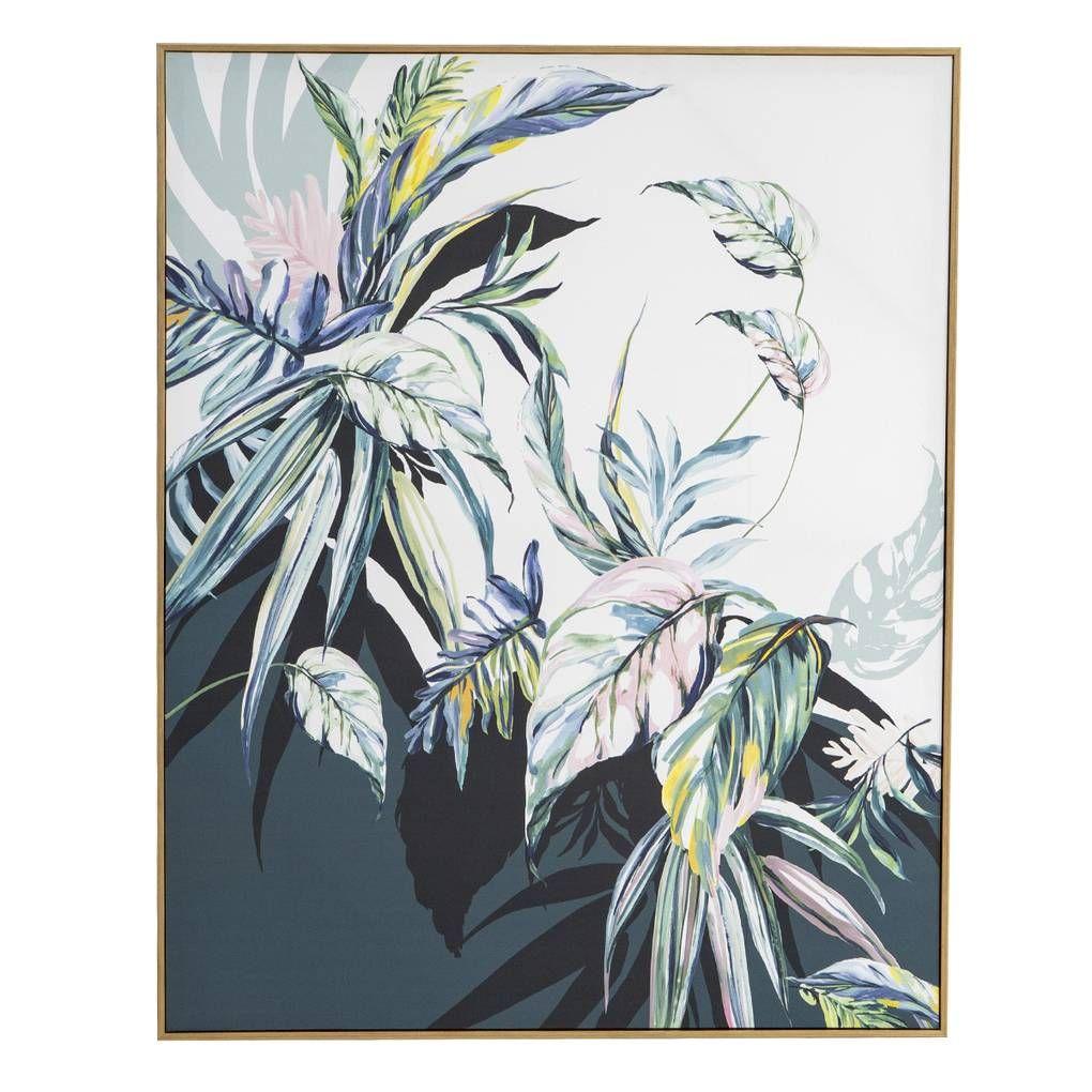 Tropulence Wall Art Pillow Talk Art, Botanical art