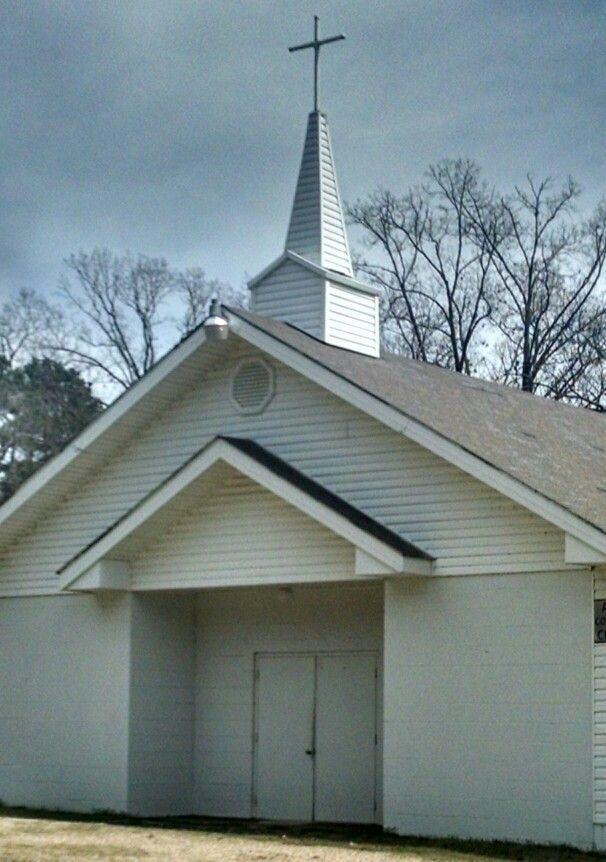 Country Church Onyx Arkansas By Jim Gaston