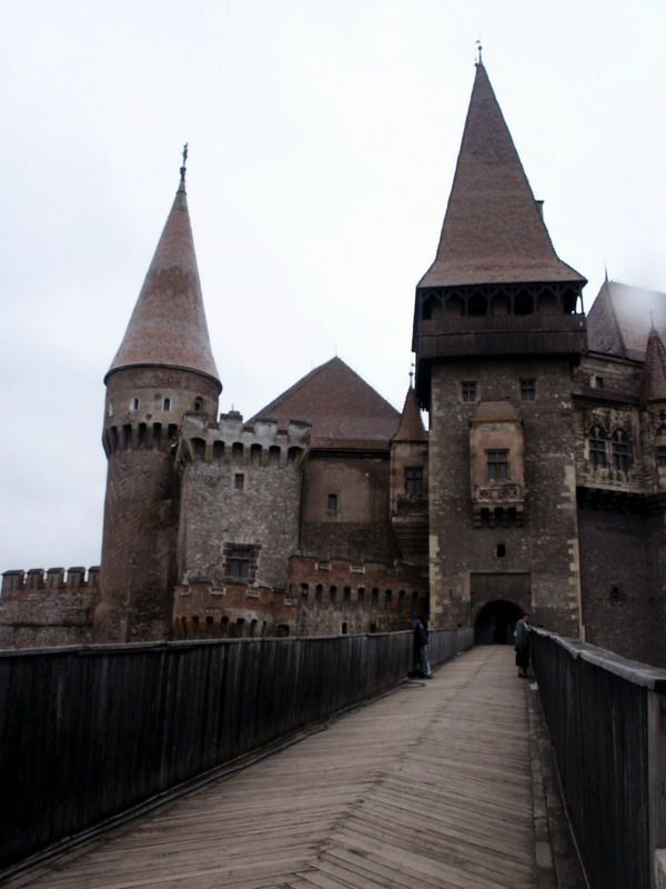 Corvins' Castle, Romania.