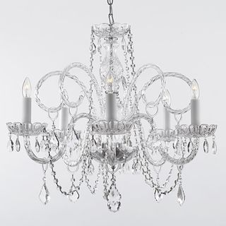 Crystal Chandelier Cheap: 17 Best images about Light Fixtures on Pinterest | Maria theresa, Home  improvements and Foyer chandelier,Lighting
