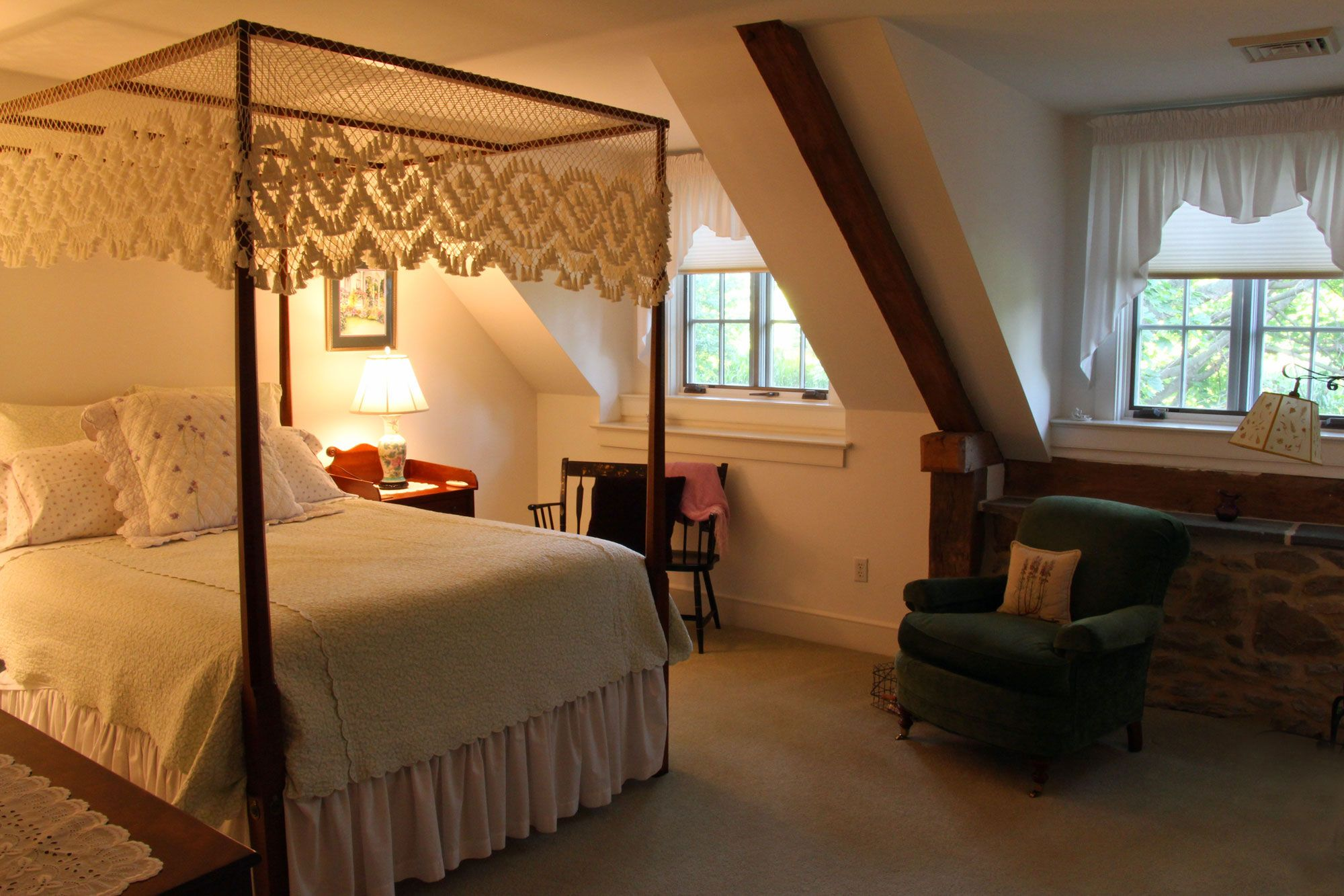 Pheasant Run Farm Bed and Breakfast, Lancaster PA http