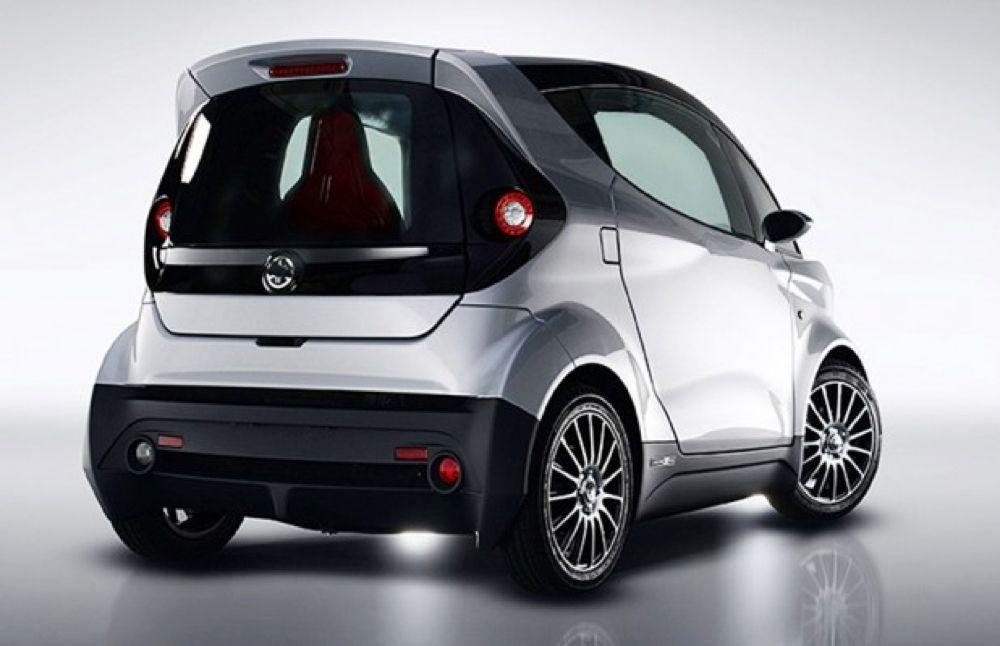 Yamaha Motor May Release Motiv Mini Car In 2015 The Vehicle S Size