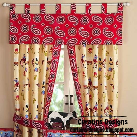 Kids Curtain Designs   Stylish Curtain And Valance For Kids Room, Childrenu0027s  Curtains