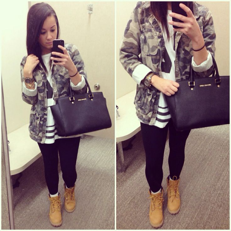 how to style timberland boots for women - Google Search  7ded08d552
