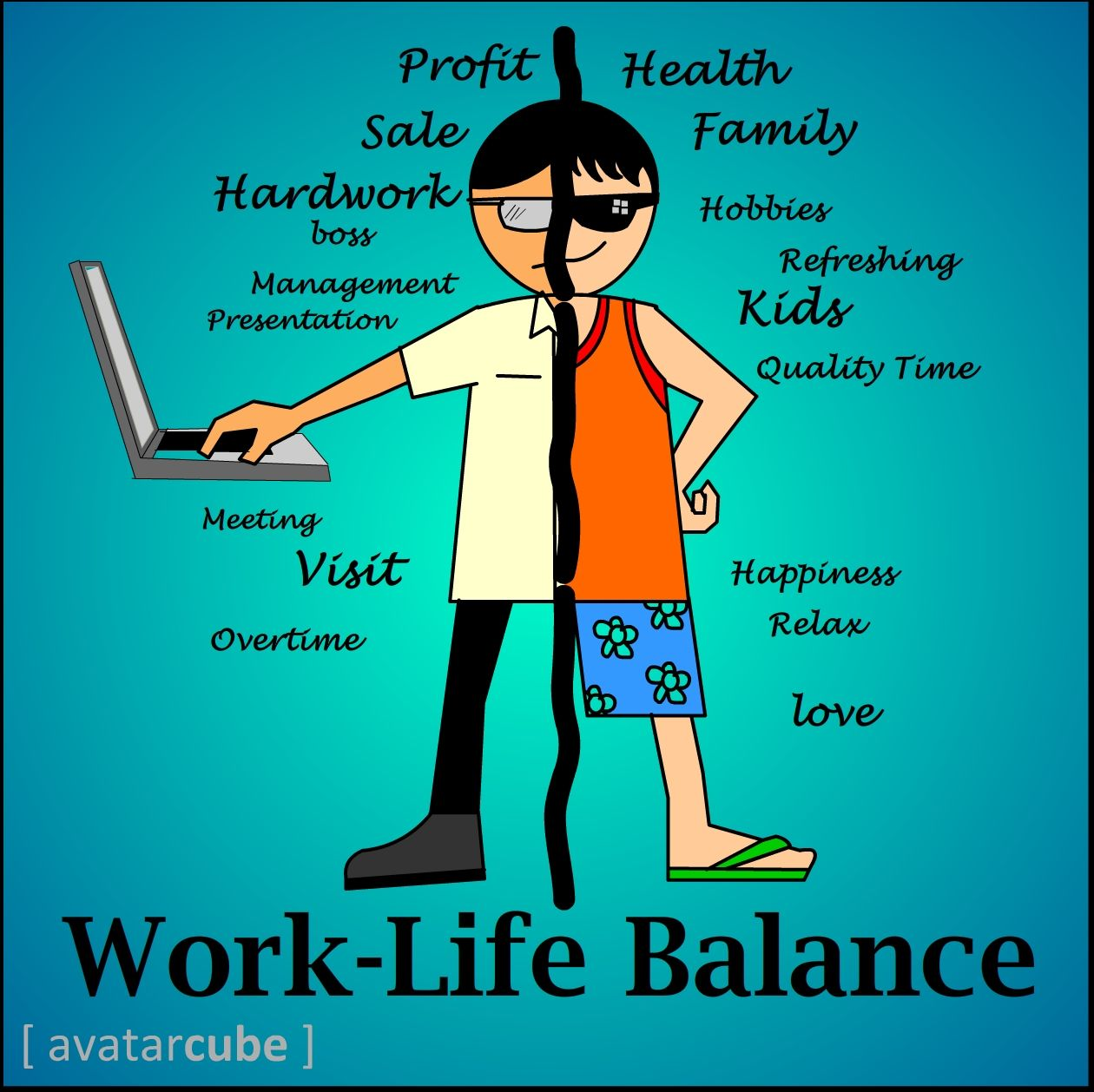 Image result for work life balance quotes