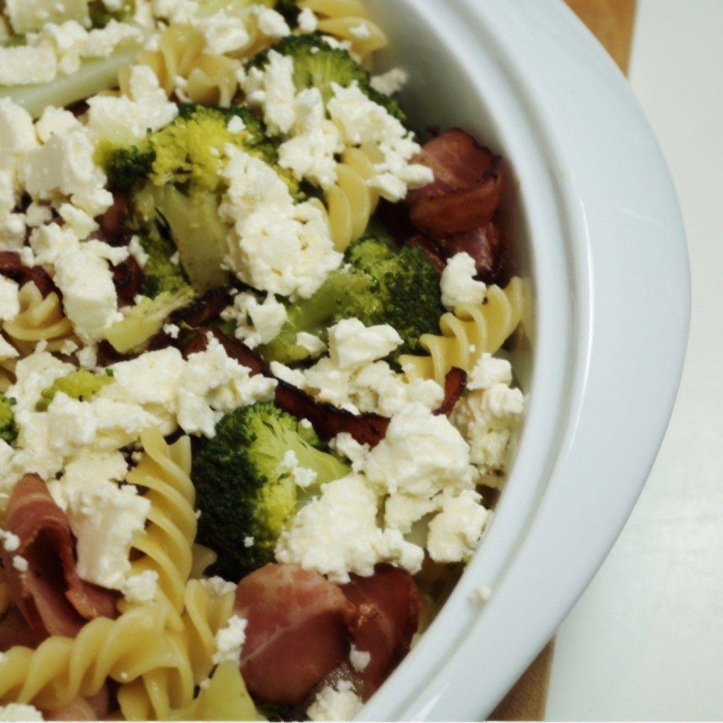 Pastagratang Med Broccoli Och Fetaost Kottfars Recept Recept Och Victoria