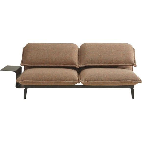 Dieses Bequeme Sofa Von Rolf Benz Lasst Keine Wunsche Offen Der