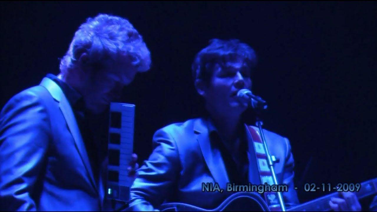 A Ha Live Acoustic Velvet Hd Nia Birmingham 02 11 2009