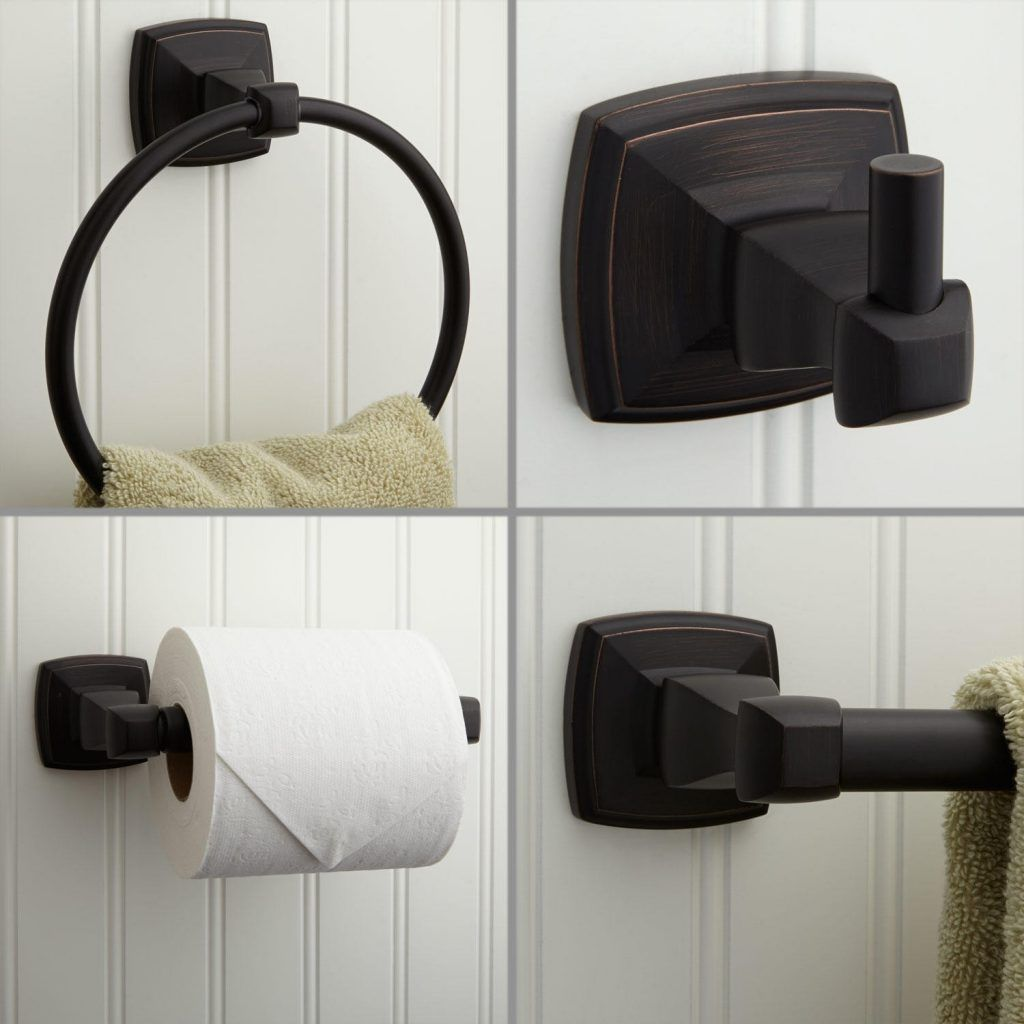 Bathroom Accessories Sets Timpson 4 Piece Bathroom Accessory Set ...