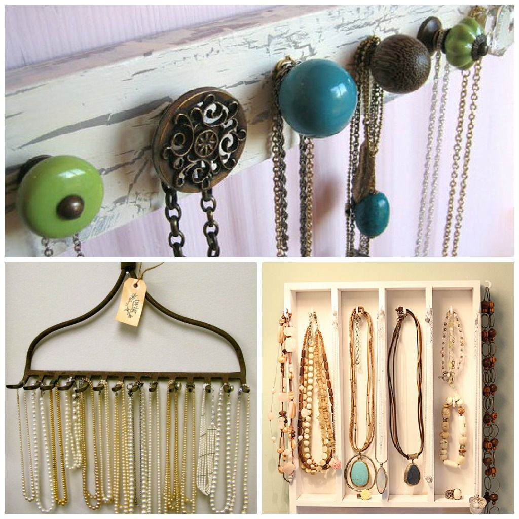 Pinterest Family Photos Ideas | DIY: Organizing Necklaces |
