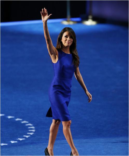 Watch Eva Longoria's Speech at Democratic National Convention! | EventsNetwork