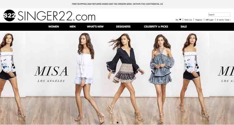 Celebrity fashion shop online 6