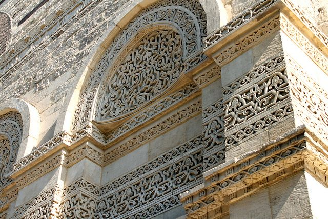 Mosque of Imam Hakim, Cairo, Egypt.