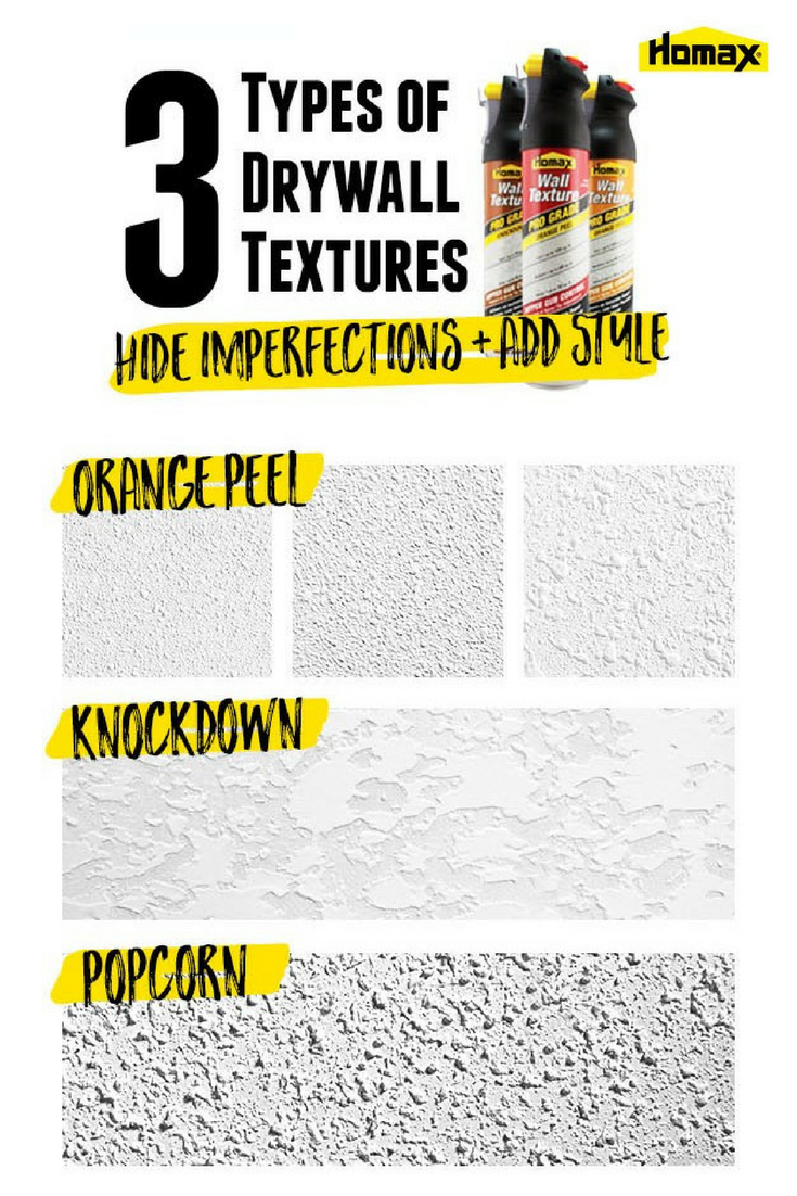 Wall And Ceiling Textures Like Popcorn Texture Orange L Knockdown Can Add A Unique Look Ascetic Style To Your