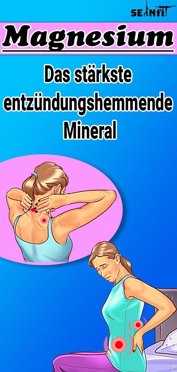Photo of Warum Magnesium das stärkste entzündungshemmende Mineral ist, das der Mensch kennt