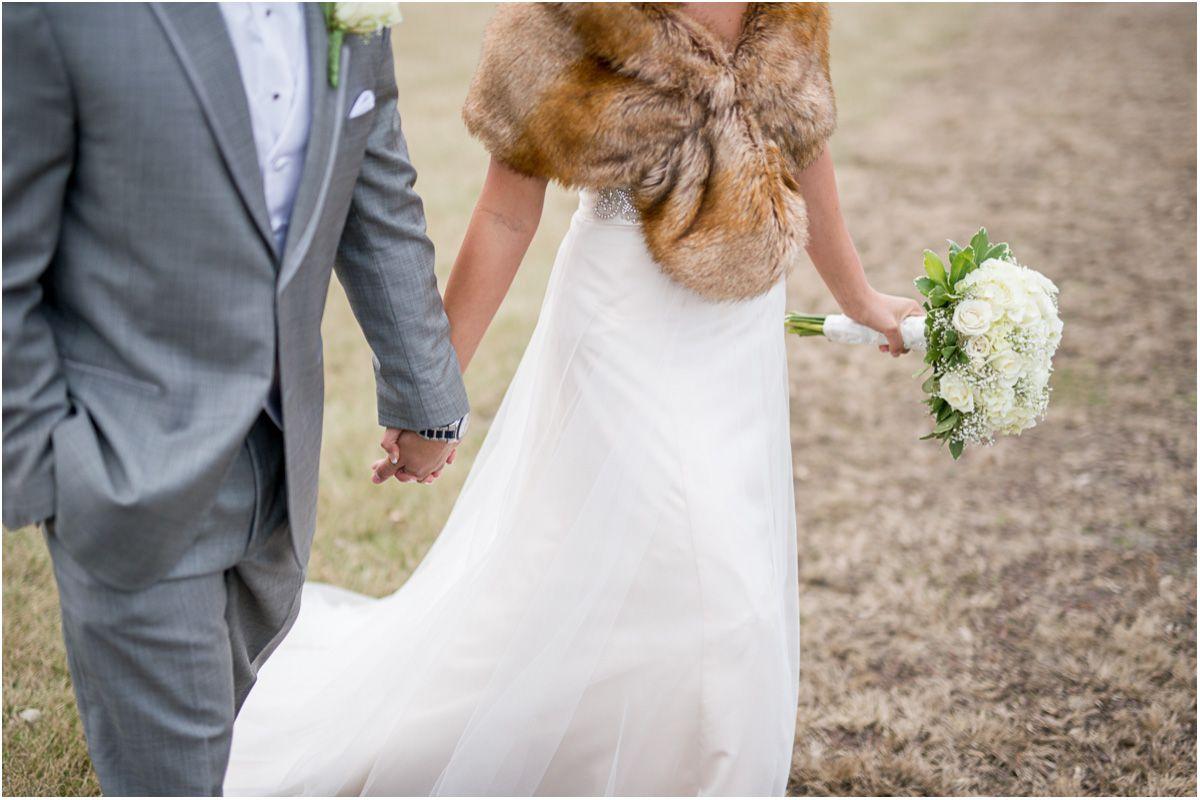 New Year Winter Wedding Navy And Gold Kansas Salt Pine