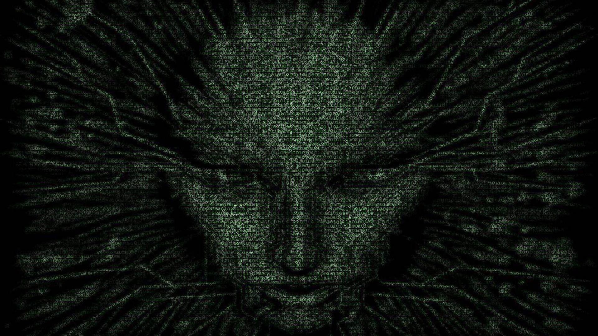 Abstract System Shock 2 Video Games Face Shodan Wallpaper Abstract Wallpaper Abstract Wallpaper