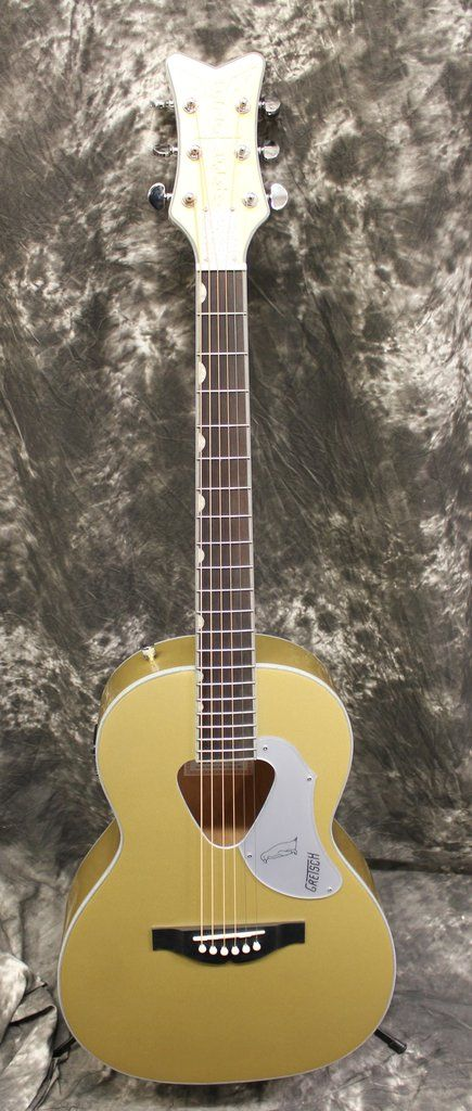 Gretsch G5021e Limited Edition Acoustic Electric Casino Gold Acoustic Guitar For Sale Acoustic Electric Gretsch