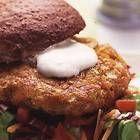 Vegetarische kaasburgers
