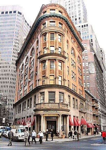 Delmonicos Flatiron Building Building Places In New York