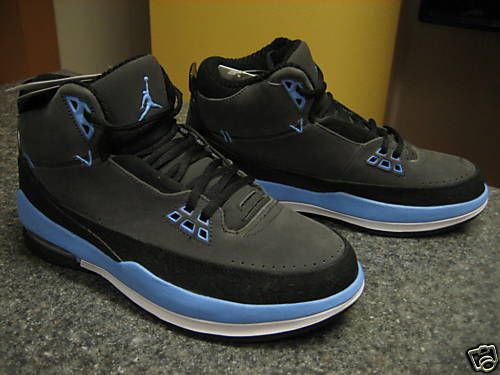 a38e407855e1 Air Jordan 2.5 Team - Grey   Black   University Blue   White