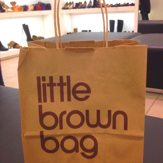 Little Brown Bag Eyed S Bags Ping Spree