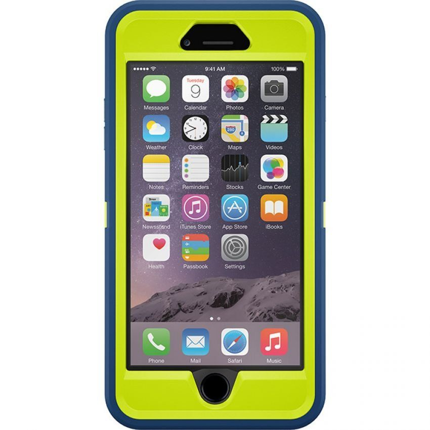 OtterBox Defender Series Case for iPhone 6 Plus (Green