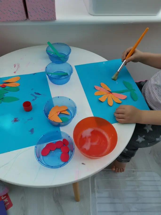 Photo of 50 fun crafts for bored toddlers