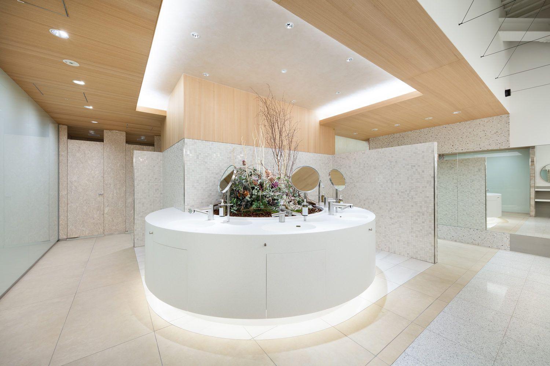 Newoman Sinato Washroom Design Restroom Design Wc Design