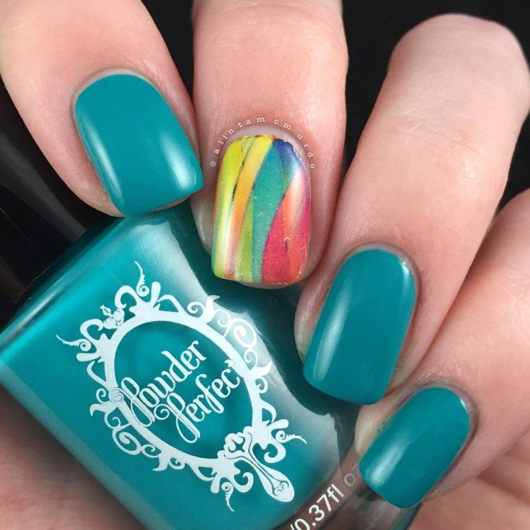MILV Water Decals Review | Cruelty free, Nail hacks and Art nails