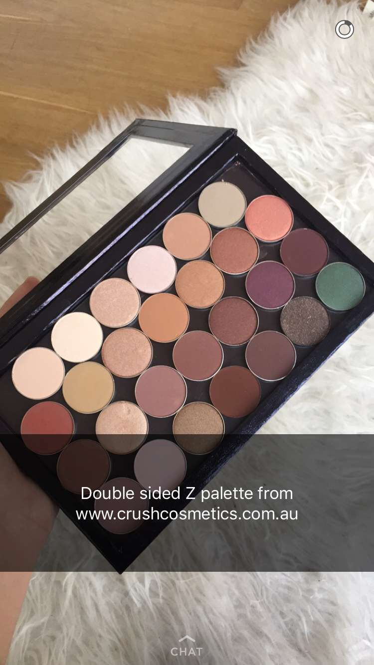 Neeeed this double sided Z pallet for single shadows