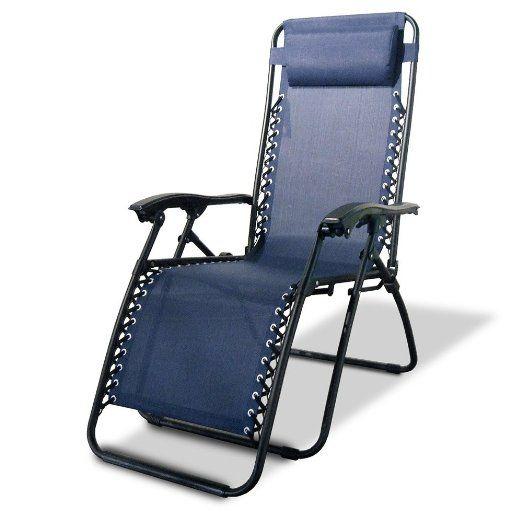 Amazon.com: Caravan Canopy Zero Gravity Reclining Chair ...