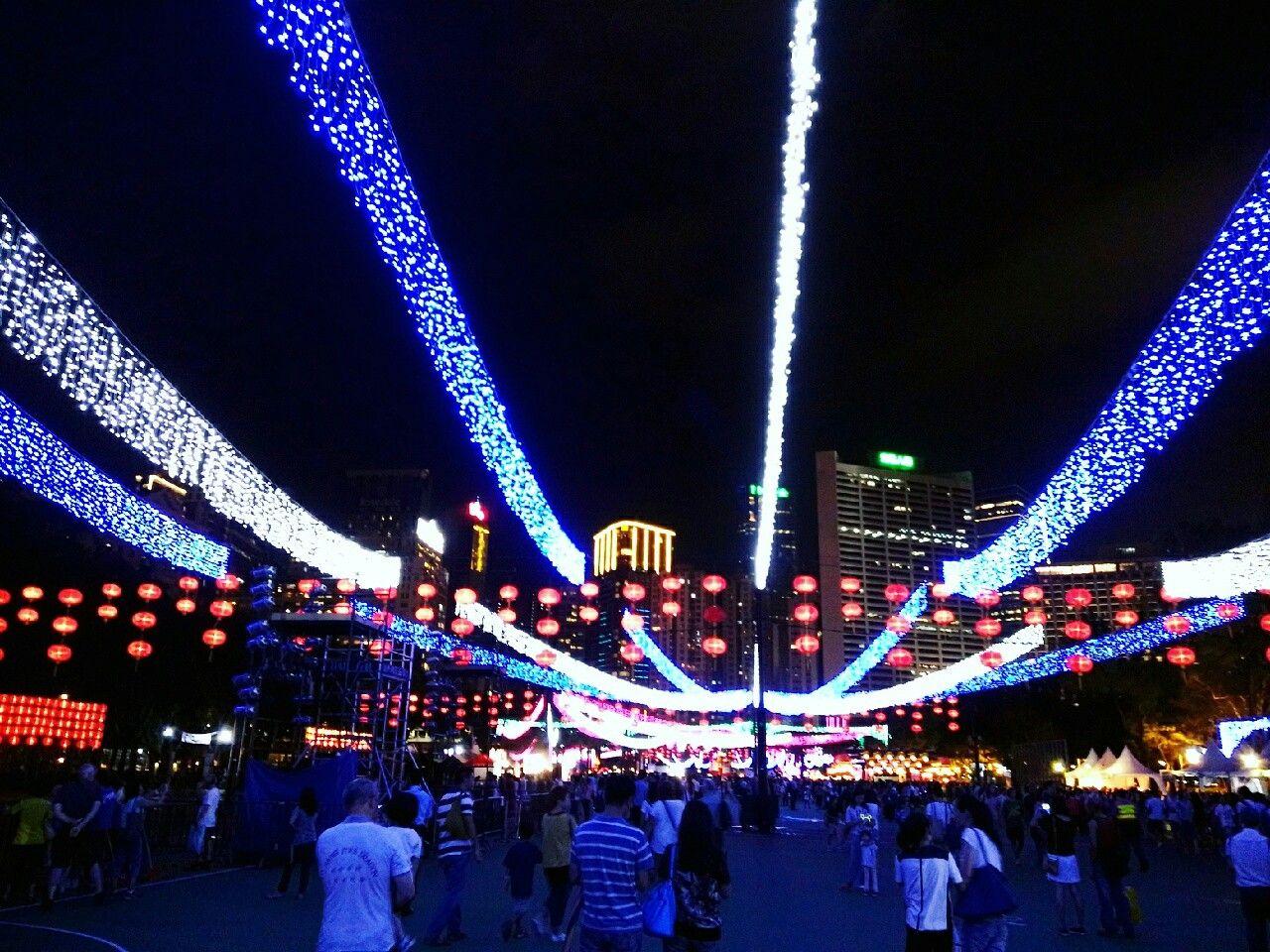 中秋节 - 香港