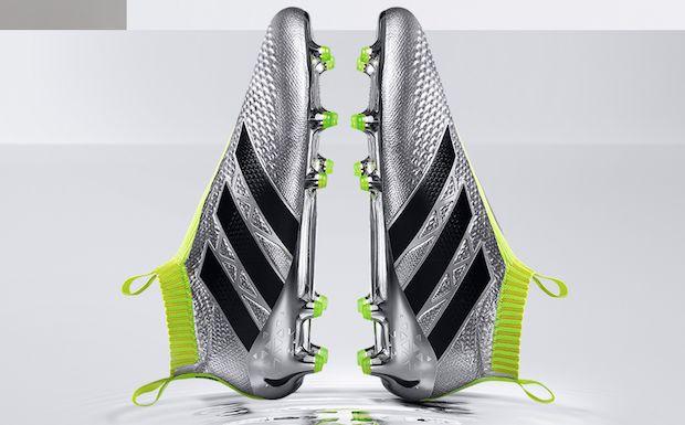Mercury pack, les chaussures de foot sans lacet d'Adidas