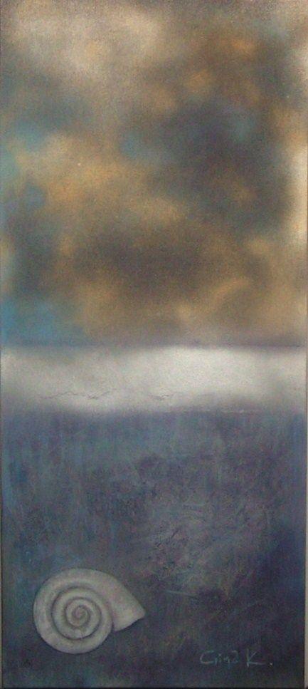 by Gina Koulouri - acrylics on canvas