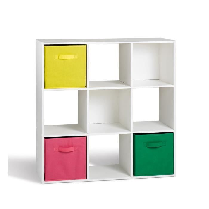 redoutable etagere cube pas cher | Décoration française | Pinterest ...
