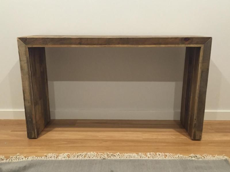 West Elm Console Entry Occasional Table Buffets Side Tables