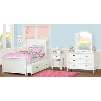 Costco Cafekid Alexia 3-piece Twin Trundle Bedroom Set