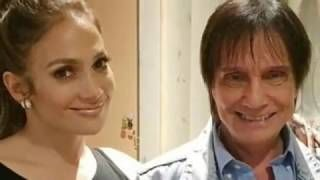 Jlo Roberto Carlos Jennifer Lopez Chegaste Llegaste Duo Youtube