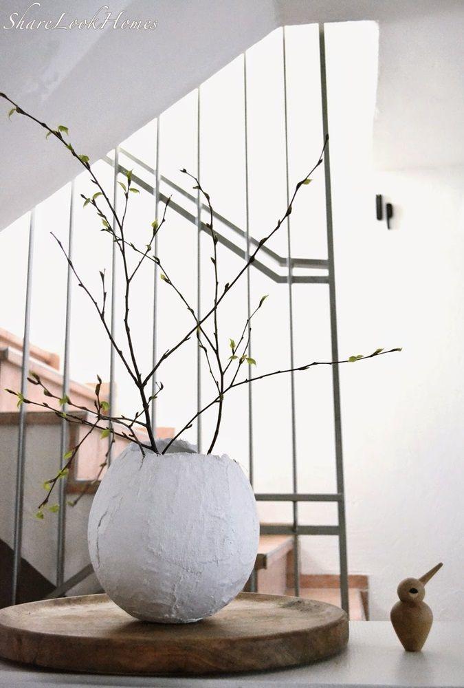 vergangenes wochenende war ich nochmal kreativ mithilfe von luftballons und gipsbinden habe ich. Black Bedroom Furniture Sets. Home Design Ideas