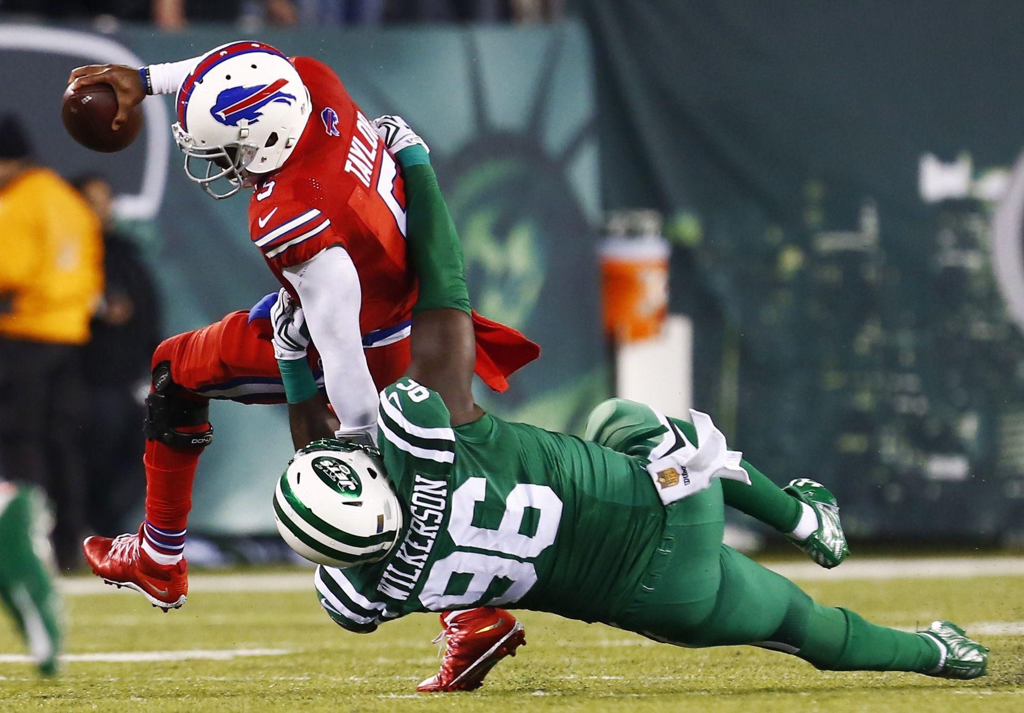 Watch Buffalo Bills vs New York Jets live streaming free