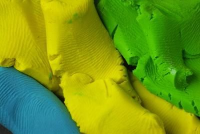 How To Get Rid Of Dried Play Dough From The Carpet Ehow Homemade Clay Air Dry Clay Baking Clay