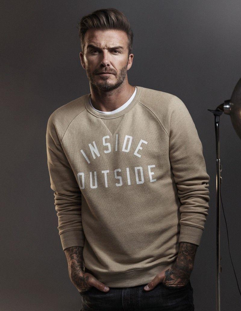 David Beckham & Kevin Hart H&M Modern Essentials Automne 2015