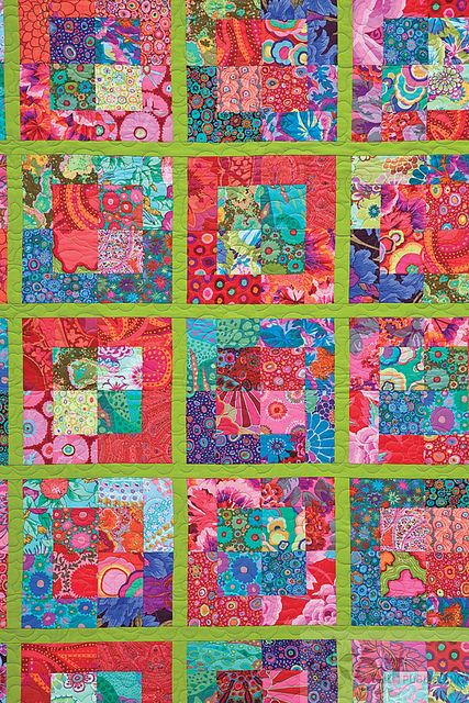 Bright & Bold Cozy Modern Quilts | Flickr - Photo Sharing!