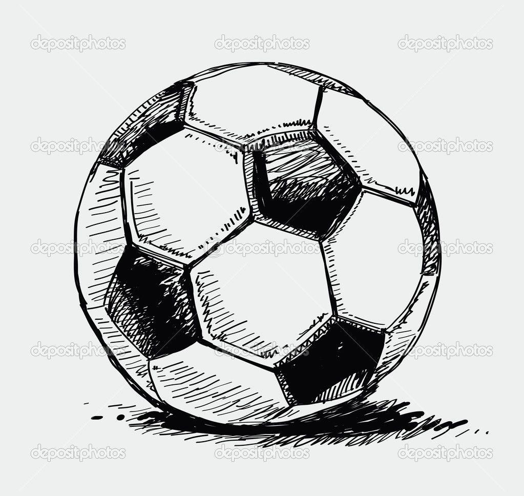 Ballon de soccer - Illustration: 6580394 … | Beautiful images ...