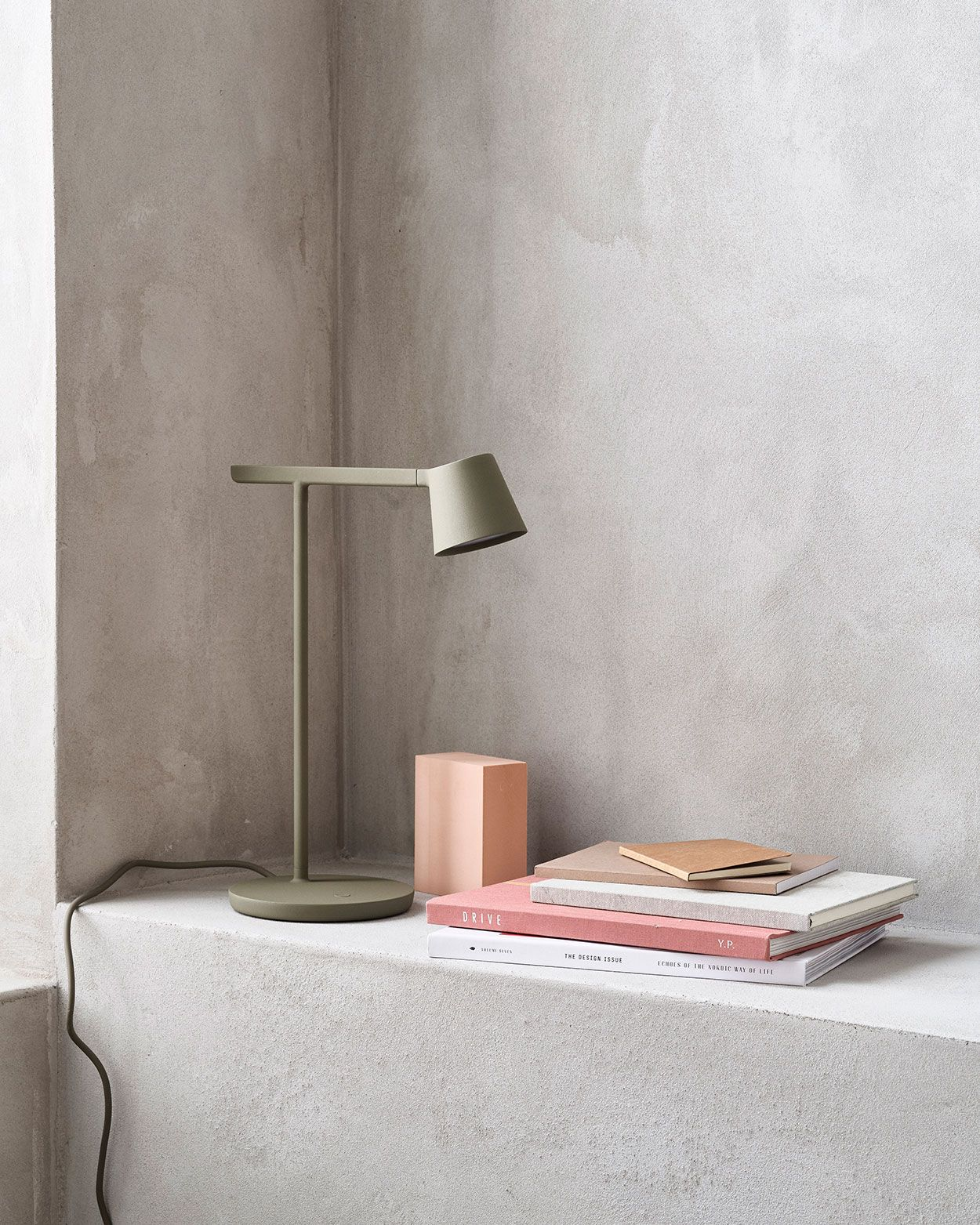 Scandinavian lighting inspiration from muuto created from the idea of stripping a design down to its essentials the tip lamp is an example of simple