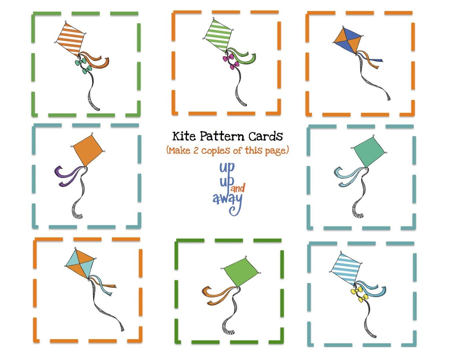 Kites Printable
